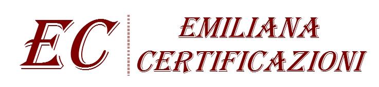 Emiliana Certificazioni